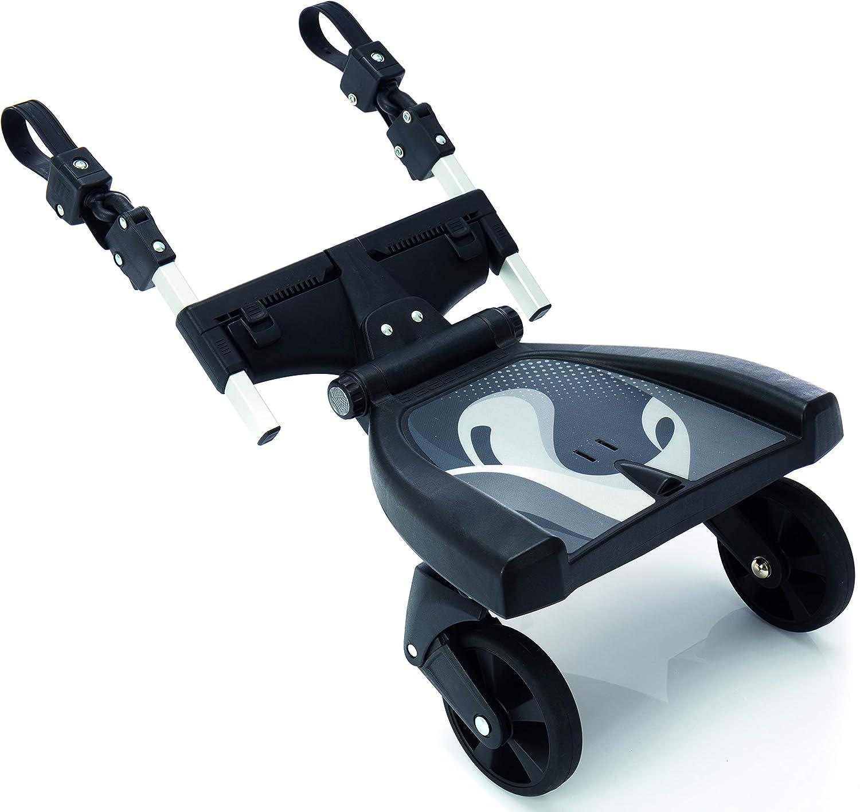 Exclusiv Set Fillikid Buggy-Board 180/° mit 3fach verstellbaren Sitz