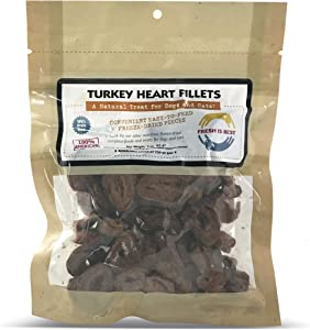 Fresh Is Best Freeze Dried Turkey, Dog & Cat Treats