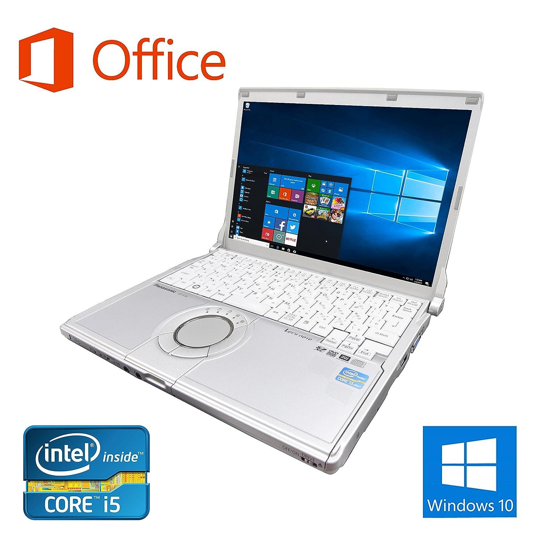 【予約販売品】 SSD時代 i5【Microsoft Office Office 2016搭載】 B07B4CQX1W【Win 10搭載】Panasonic CF-S10/次世代Core i5 2.5GHz/大容量メモリー8GB/SSD:128GB/DVDスーパーマルチ/12インチワイド液晶/無線搭載/HDMI/USB3.0/リコールバッテリー交換済み/中古ノートパソコン (SSD:128GB) B07B4CQX1W ハードディスク:新品2TB ハードディスク:新品2TB, テシカガチョウ:1208f70f --- ciadaterra.com