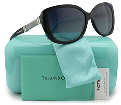 Amazon.com: Tiffany & Co. tf4106b anteojos de sol ...