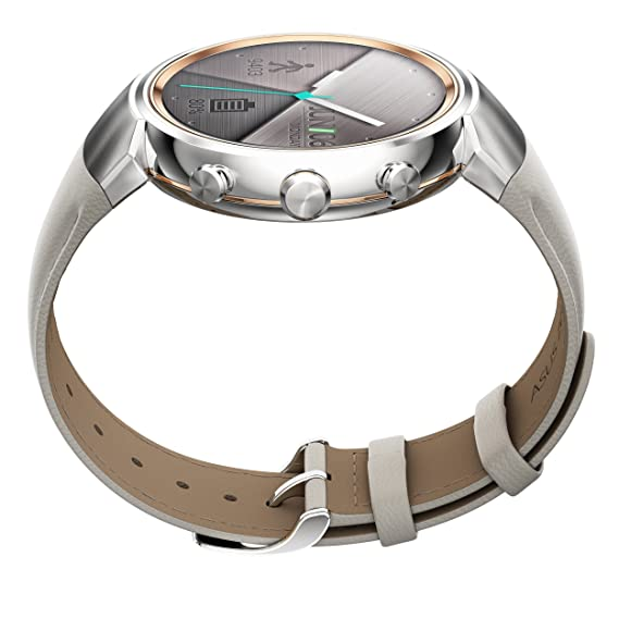 ASUS Reloj ZenWatch 3 WI503Q-2RBGE0001 3,5 cm (1,39 Zoll) (512 MB ...