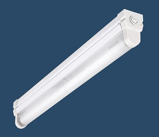 IBV cubierto por barra de luz con lastre lámpara ...