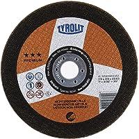 TYROLIT Snijschijf Premium*** ALU   125x2,5 mm   recht   vorm 41   1 stuk