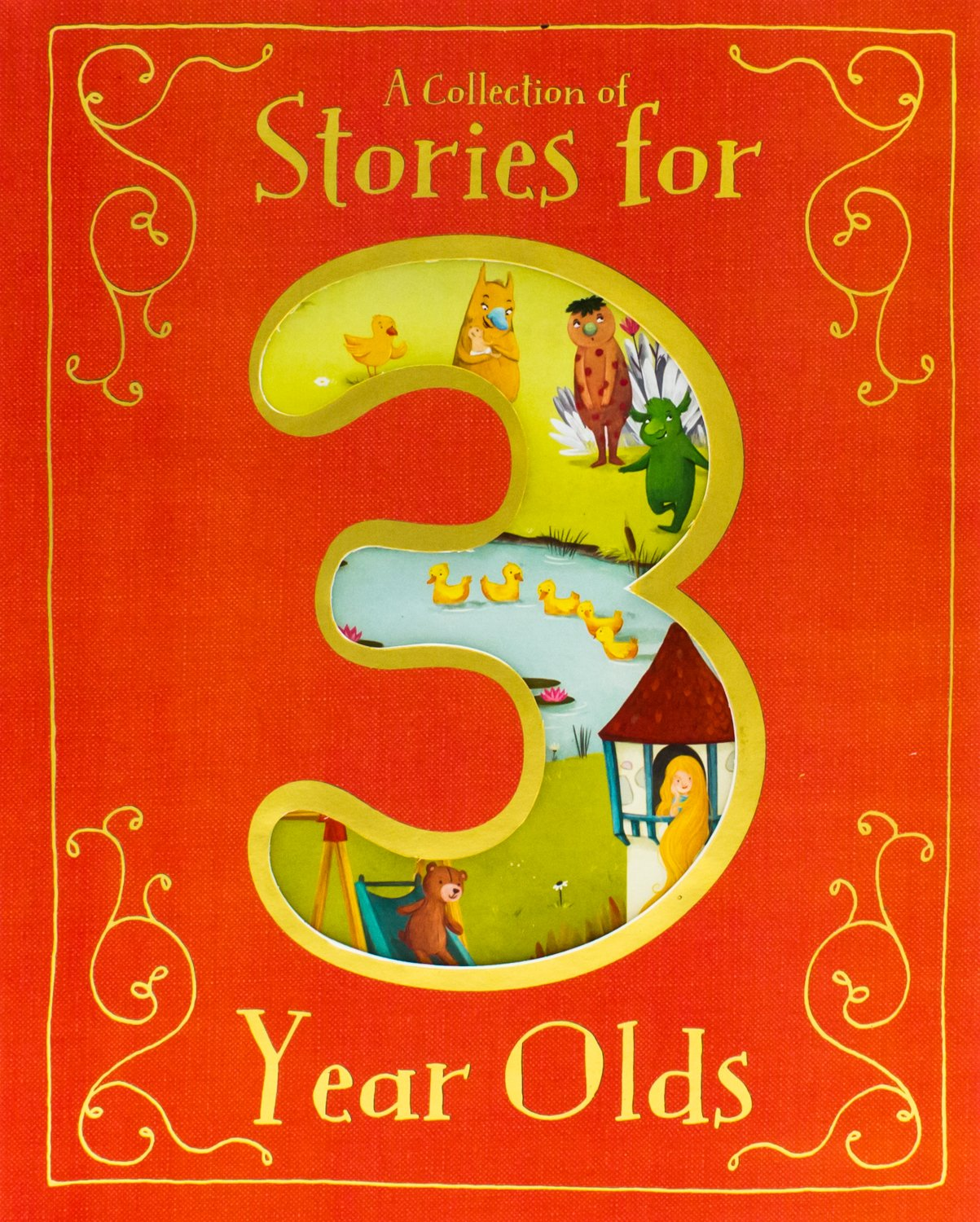 Download Collection Of Stories For 3 Year Olds ebook