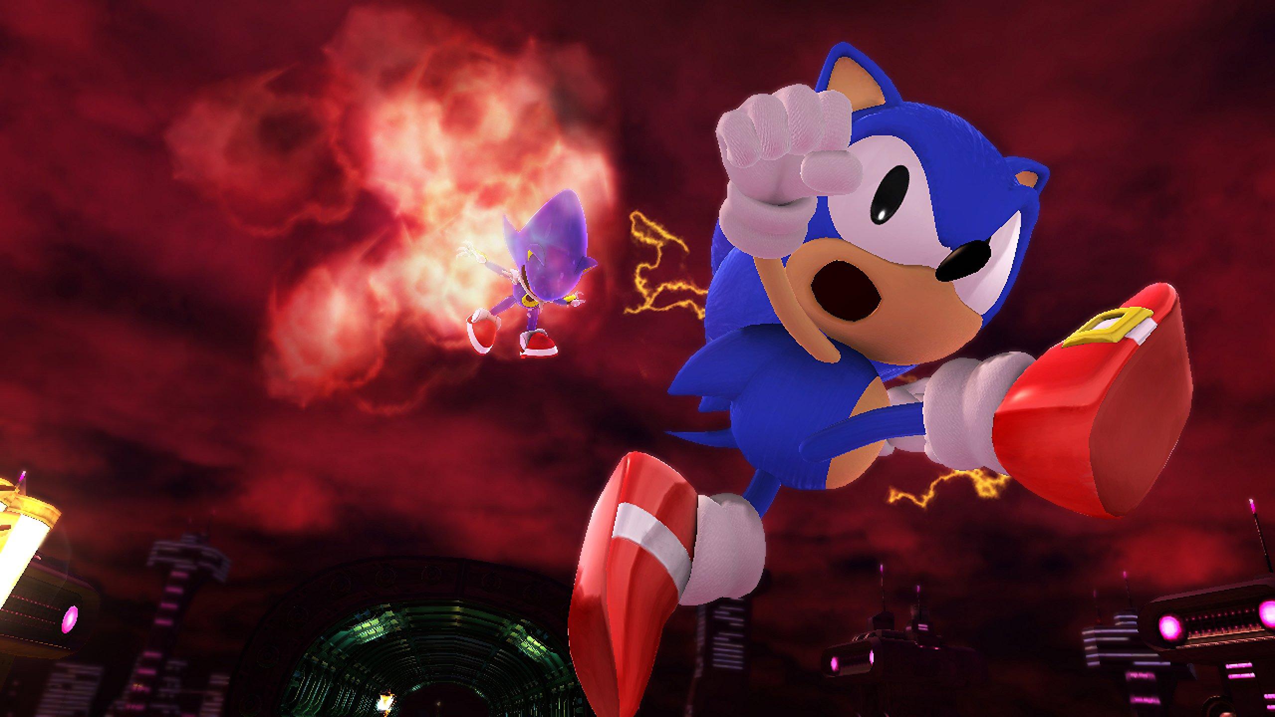 Sonic Generations - Nintendo 3DS by Sega (Image #7)
