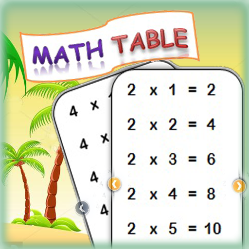 Maths Learning Tables For Kids ()