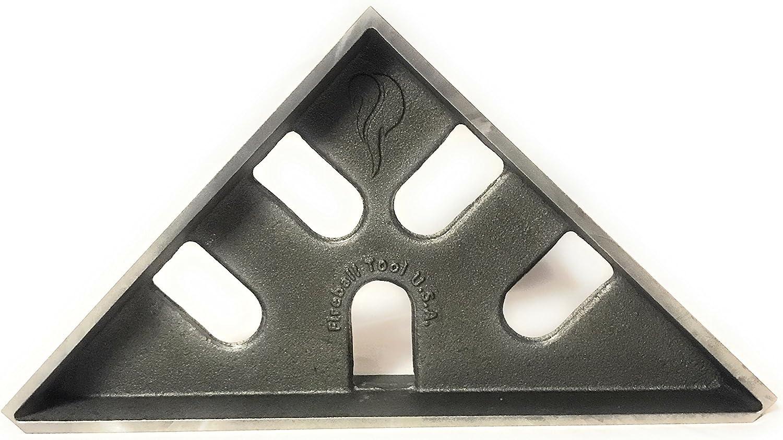 Fireball Tool Monster Cast Iron Welding Square Amazon Ca Tools Home Improvement
