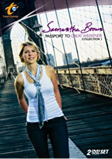 Samantha Browns Passport to Great Weekends: Collection 1