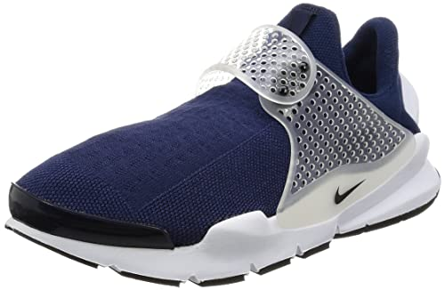 huge discount f5bd5 b472c Nike Men's Sock Dart Navy/Black/Midnight Grey/White Running Shoe 11
