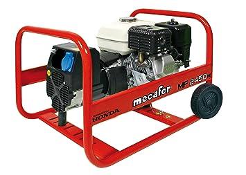 Mecafer 450124 Groupe électrogène 4 temps honda 2200 W  Amazon.fr ... 813b4a67b2f9