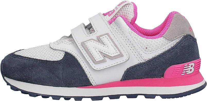 scarpe new balance 574 bianche