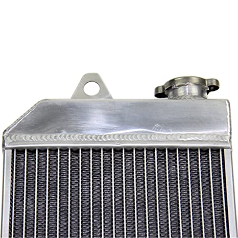 CoolingCare 2 Row Aluminum Radiator for 1987-07 Yamaha Banshee 350 YFZ350