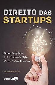 Direito das startups - 1ª edição de 2018