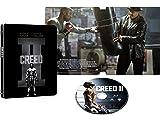 クリード 炎の宿敵 ブルーレイ スチールブック仕様(2,000セット限定/特製ポストカード付) [Blu-ray]