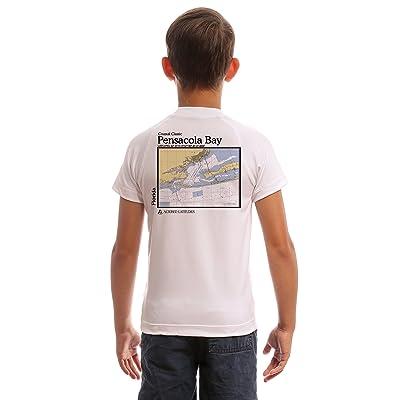 Altered Latitudes Coastal Classics Pensacola Bay Youth UPF 50+ UV/Sun Protection Rash Guard