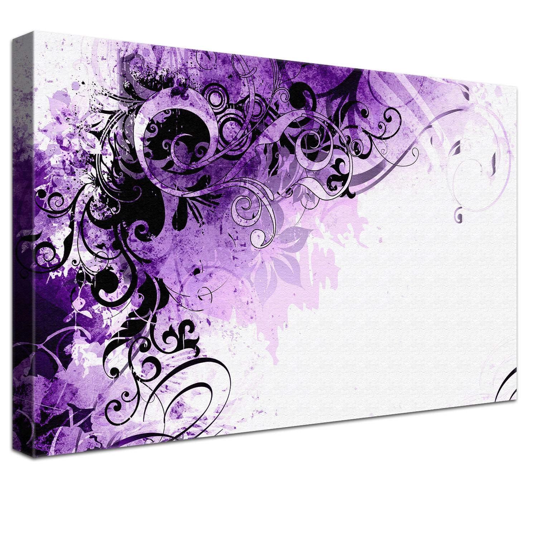 LANA KK Luxus Ausführung Jungle Drum Lila  Abstraktes Design Design Design auf 4cm Echtholz, lilat, 150 x 100 cm B074T1QXLD   Kaufen Sie beruhigt und glücklich spielen  31c58b