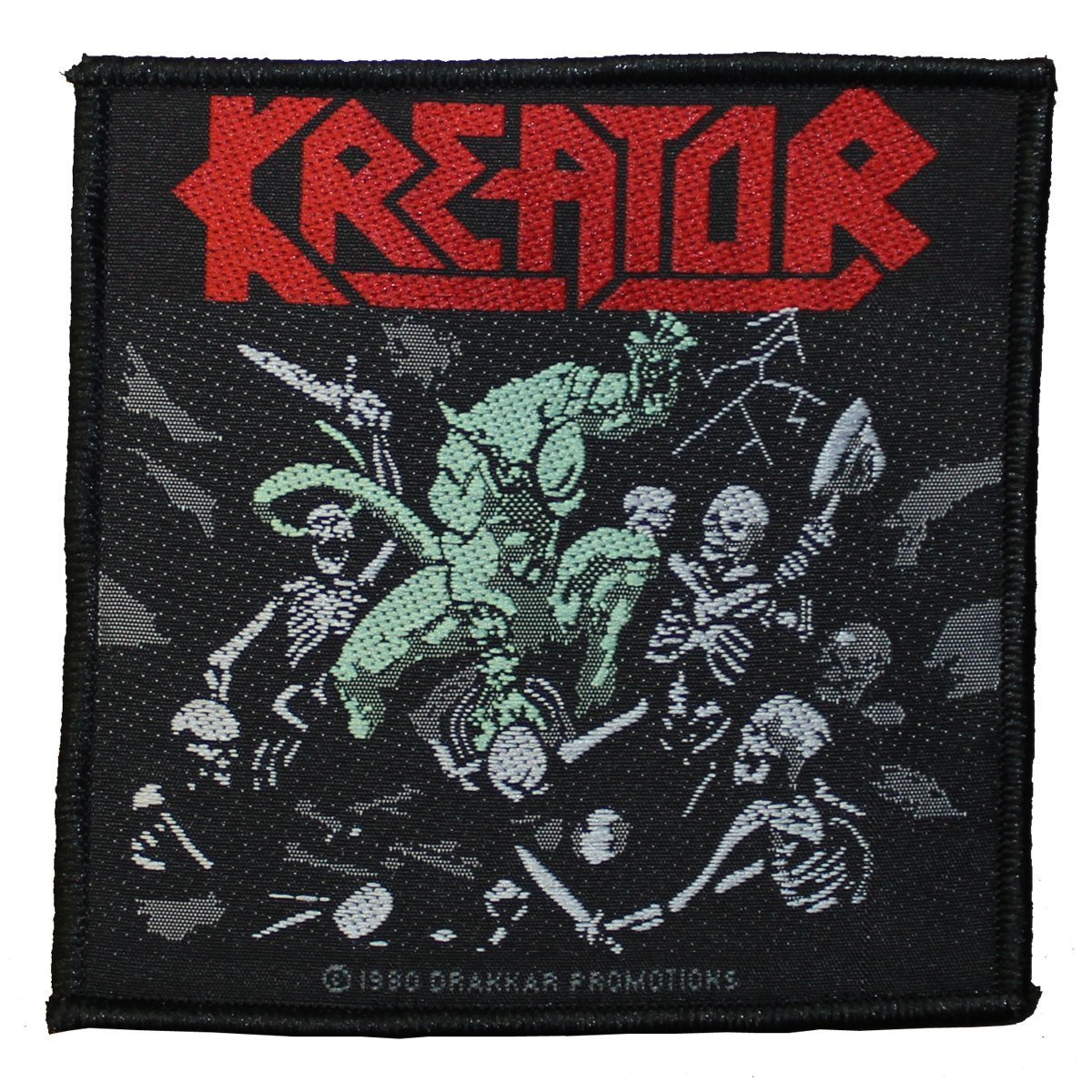Patch//Aufn/äher, Gewebt Pleasure To Kill SP334 Kreator