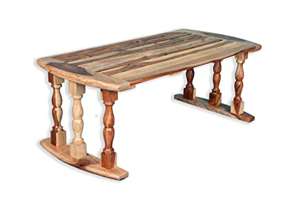 Angel Furniture Sheesham Wood Breakfast Serving Bed Table / Laptop Table  24X12X9 Inch Lxwxh, Study