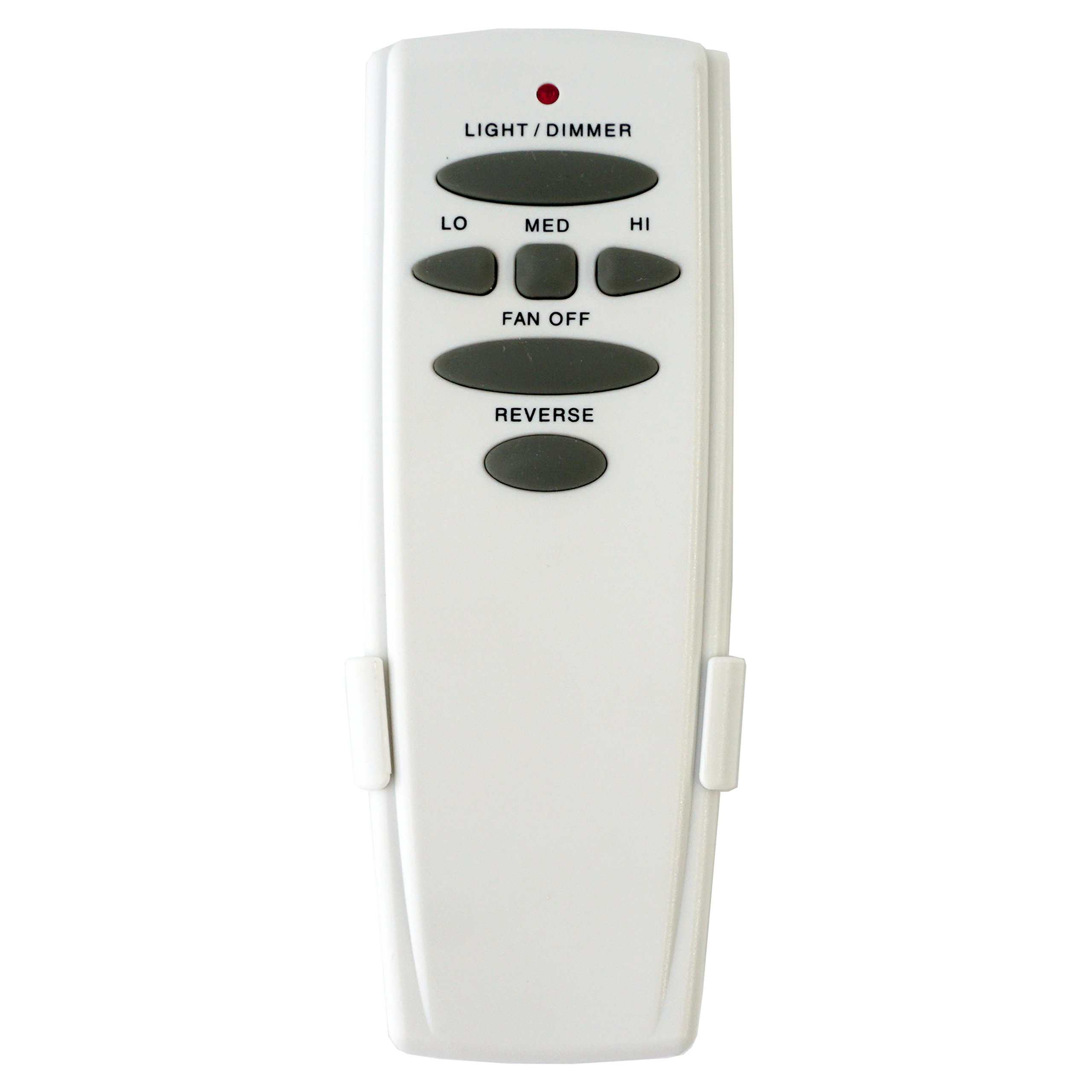 Eogifee Ceiling Fan Remote Control of Replacement for Hampton Bay UC7078T CHQ7078T with Reverse Button