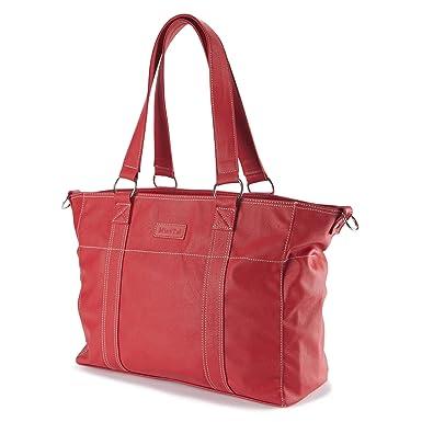 3a0491603420 Mia Tui Minnie Amelie Red Tote   Travel Bag  Amazon.co.uk  Clothing