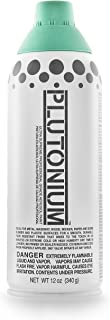 product image for Plutonium Paint Professional Grade Aerosol Spray Paint, 12-Ounce, Aloha Turquoise