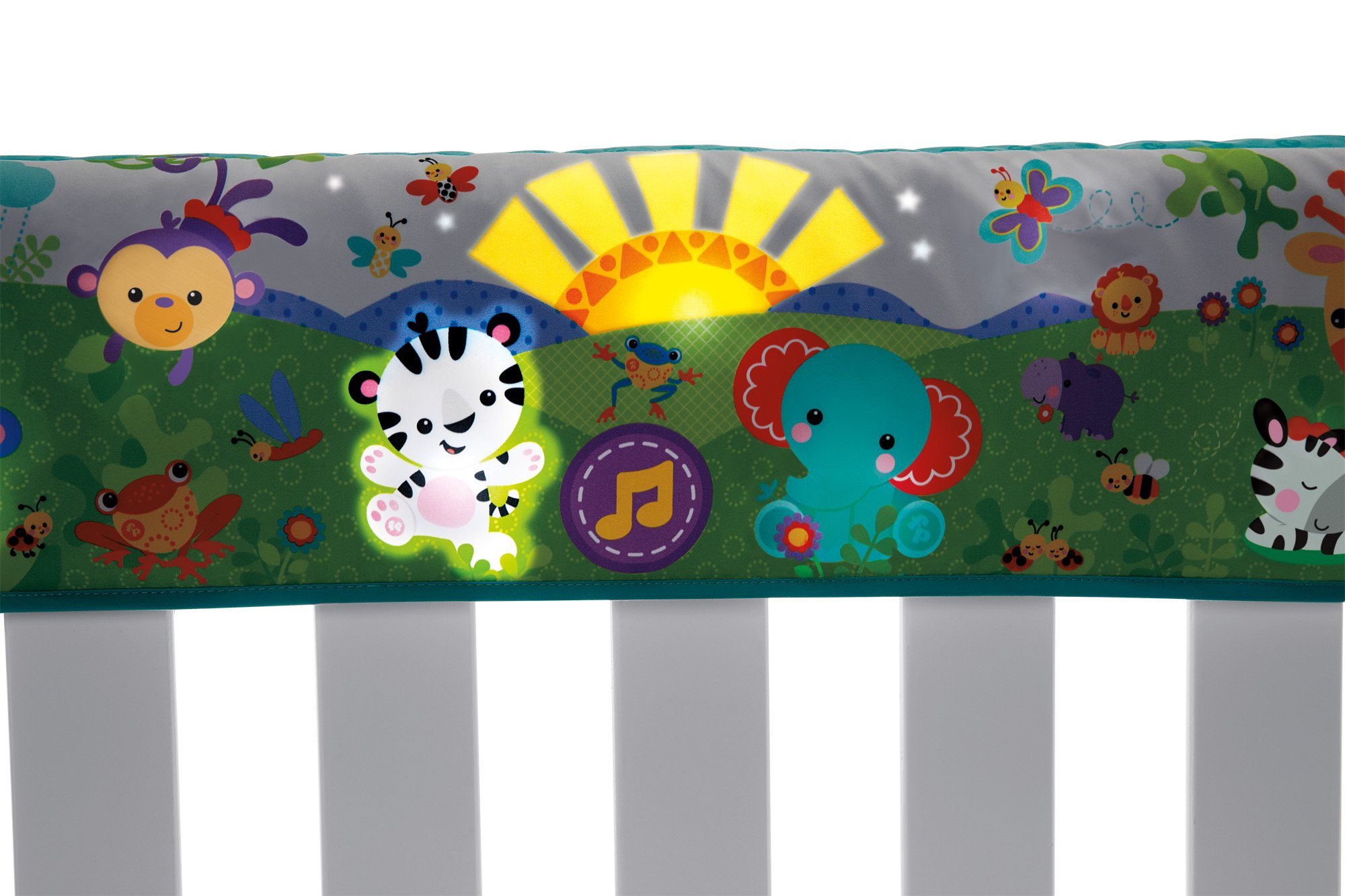 Fisher-Price Twinkling Lights Crib Rail Soother by Fisher-Price (Image #13)