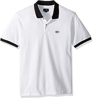cc1f5bd79 Obey Men s Watermark Short Sleeve Polo Shirt