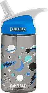 CamelBak Eddy 0.4-Liter Kids Water Bottle – Easy to Use for Kids - CamelBak Kids Big Bite Valve - Spill Proof- Not For Children Under 3 Years - Water Bottle For Kids - BPA-Free Water Bottle – 12 Ounces