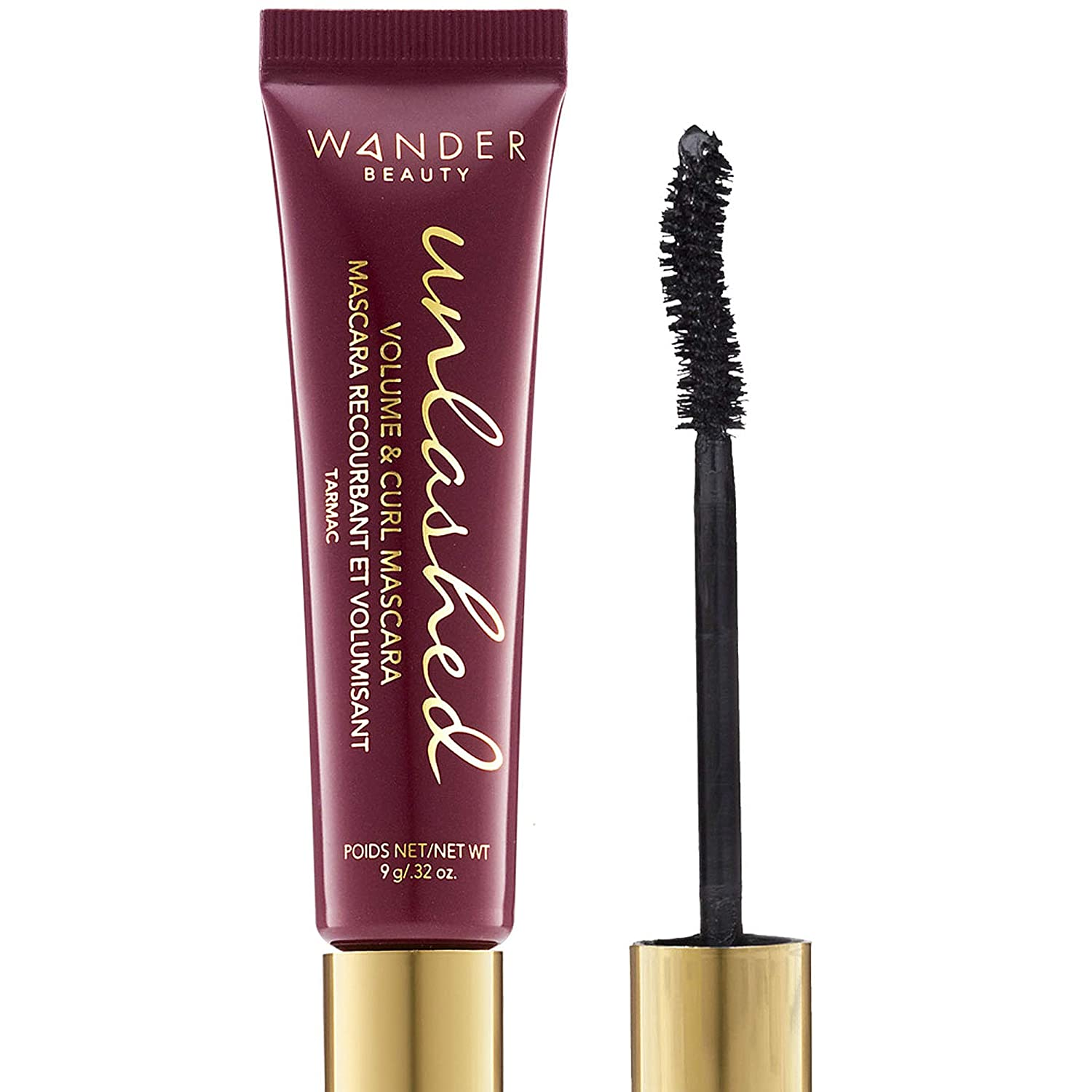 Wander Beauty Unlashed Volume & Curling Mascara