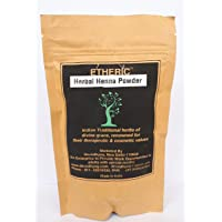 Etheric Herbal Henna Powder - 250 Gms