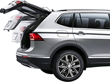 Amazon Com Hansgo Power Liftgate Tailgate Lock Two Rear Hatch Lift Supports For Nissan Qashqai 2016 2017 With Soft Close Fasten Locking Function Home Improvement