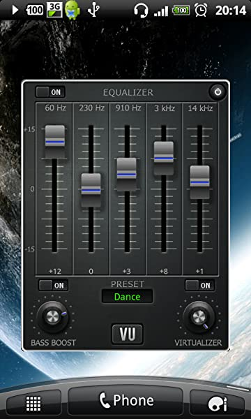 Music Volume EQ Free