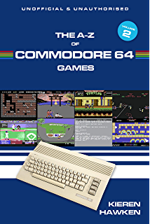Amazon com: The A-Z of Commodore 64 Games: Volume 1 (The A-Z