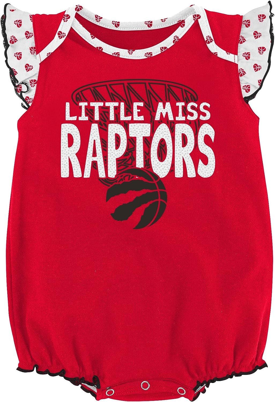 NBA Unisex-Baby NBA Newborn /& Infant Heart Fan 2 Piece Onesie