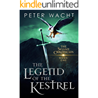 The Legend of the Kestrel (The Sylvan Chronicles Book 1) book cover