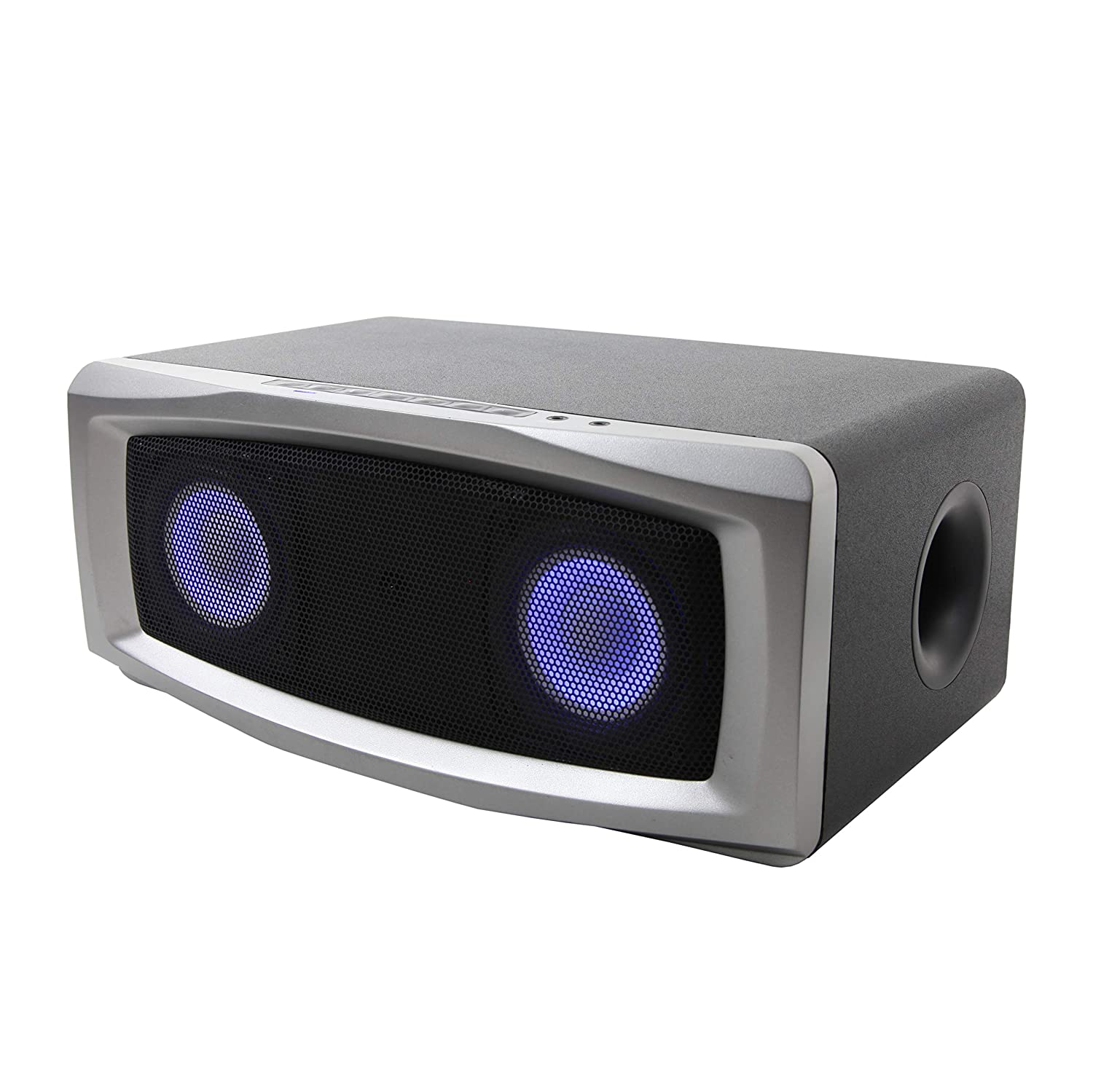 Cyber Acoustics Bluetooth Media Speaker and PA system (The Media.VOX CA-7100BT)
