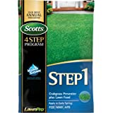 Scotts 33160 LawnPro Step 1 Crabgrass Preventer Plus Lawn Food, 28-0-7, 40.05-Pound