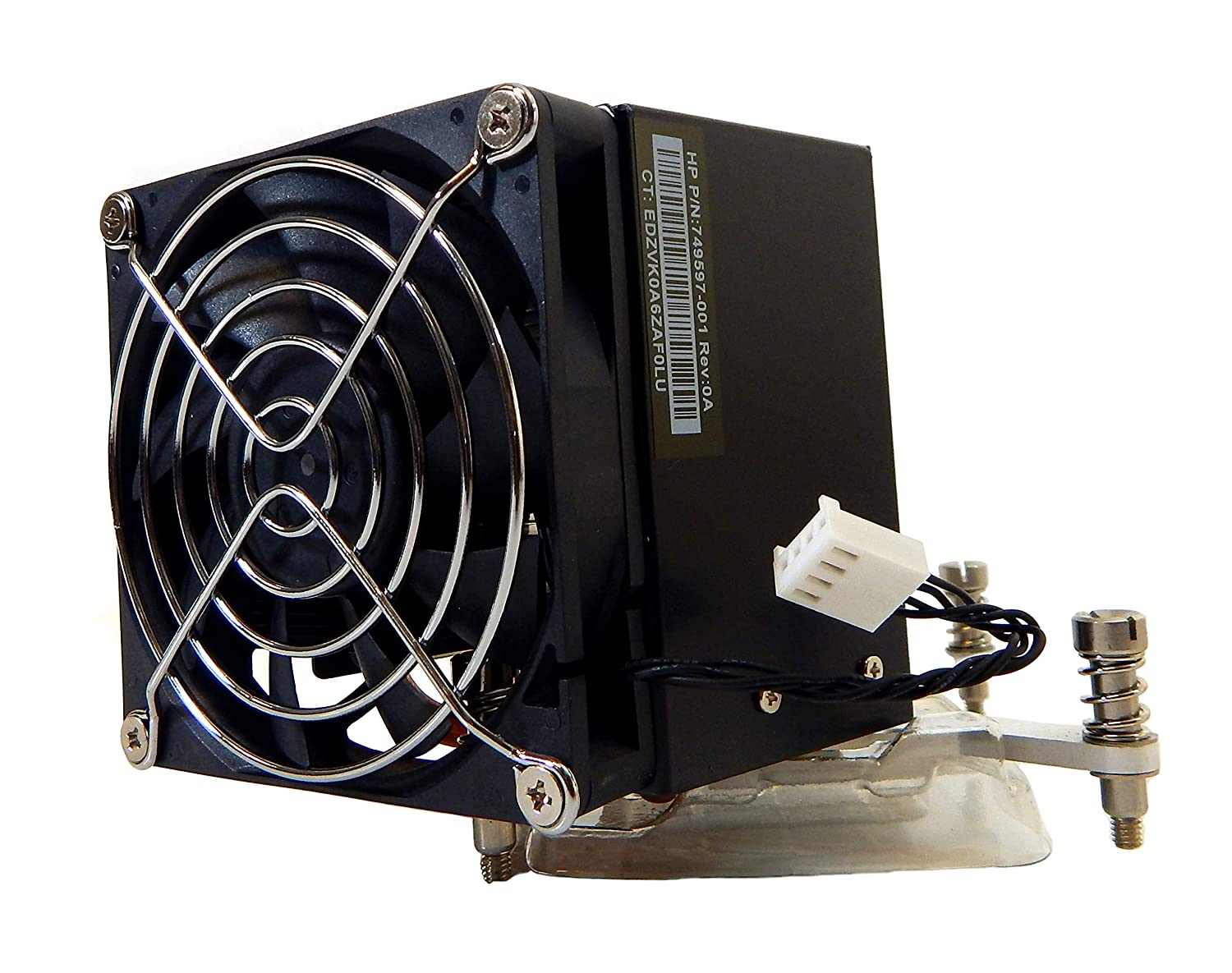 HP Z640 Second CPU HEATSINK and Fan 749597-001