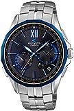 [カシオ]CASIO 腕時計 オシアナス マンタ ブラックマーブル 電波ソーラー OCW-S3400G-1AJF メンズ