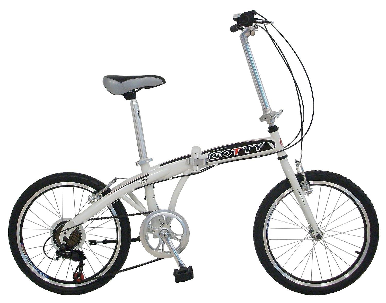 Bicicleta plegable Gotty CAMEL, Acero 20
