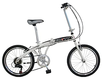 Bicicleta plegable gotty confort