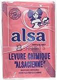 Alsa Levure Chimique Alsacienne x8 Sachets 88g - Lot de 6