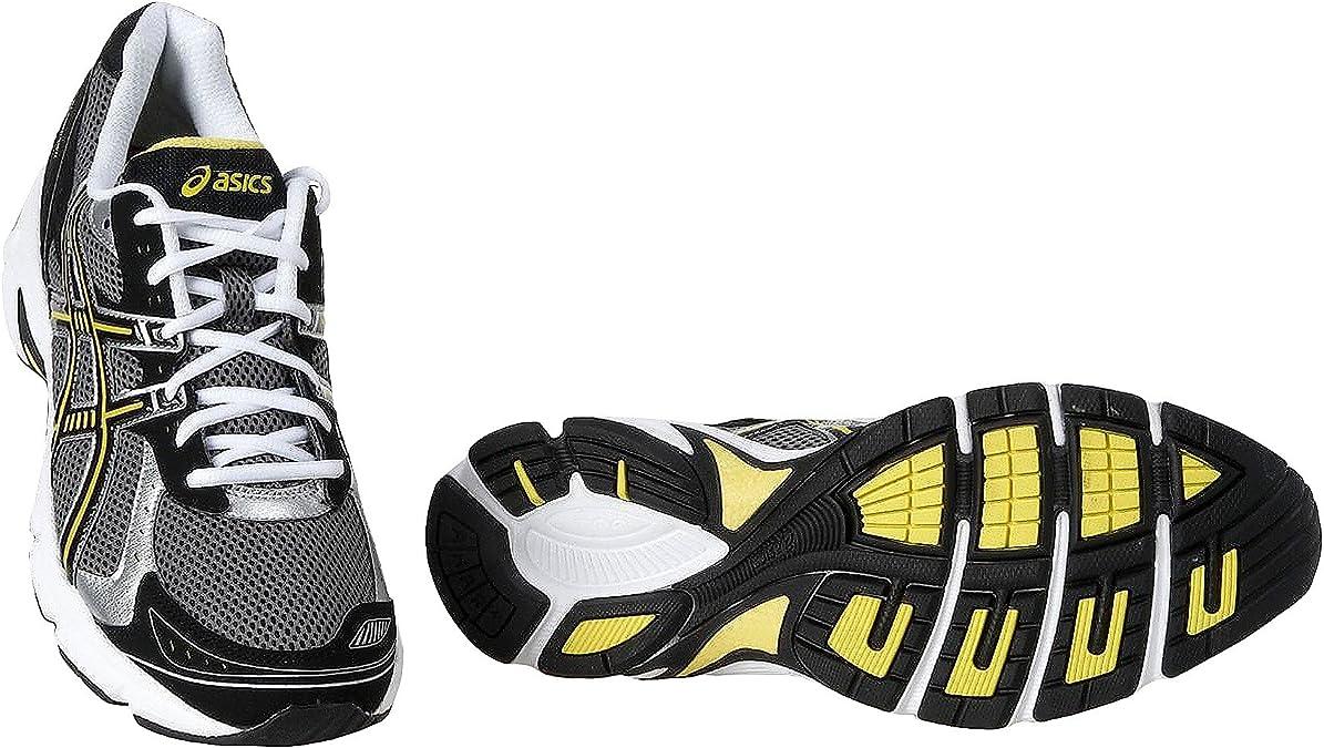 Asics - Zapatillas de Running para Hombre Negro Negro: Amazon.es: Zapatos y complementos