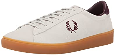 b476061a75c22 Fred Perry Men's Spencer Suede Fashion Sneaker
