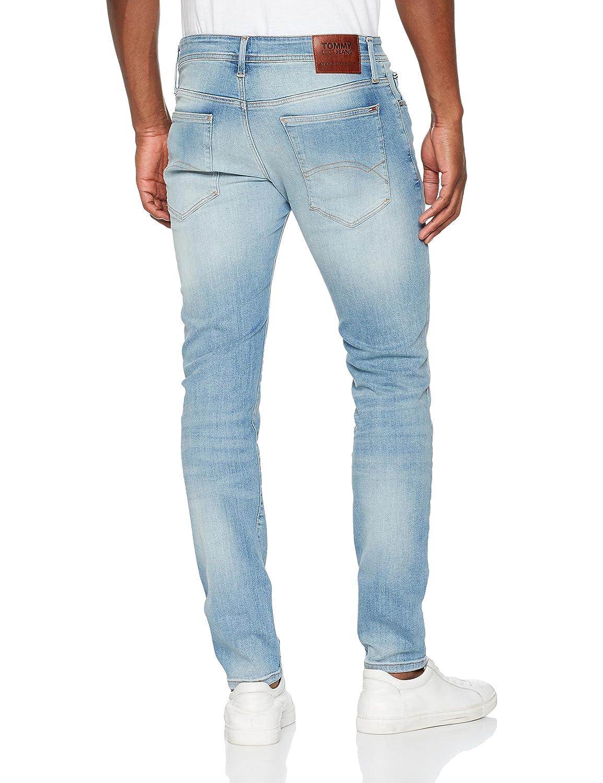Mens Simon Splblst Skinny Jeans Tommy Jeans W8U72IRKd