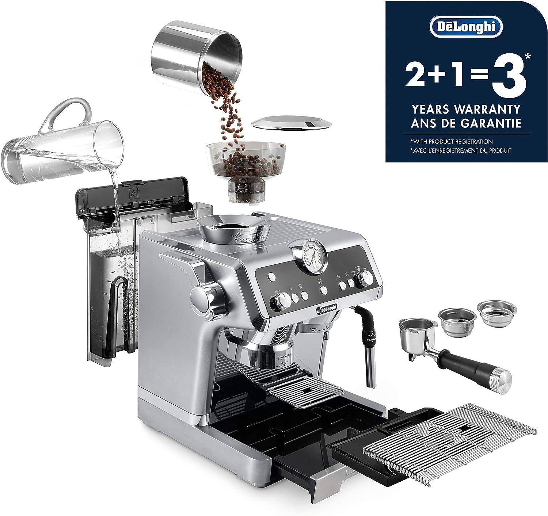 Amazon.com: DeLonghi La Specialista Máquina de espresso con ...