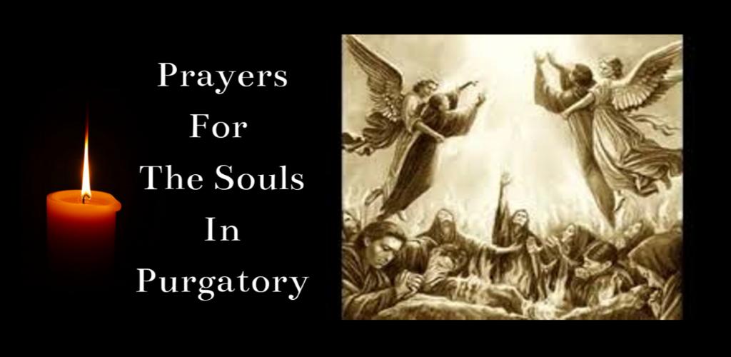 Suffering Souls In Purgatory