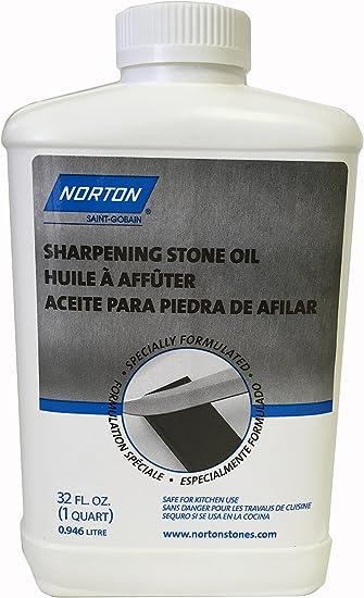 Piedra De Afilar Aceite De Piedra