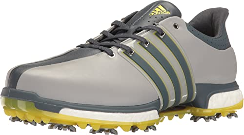 Amazon Com Adidas Men S Tour 360 Boost Wd Ltonix Golf Shoe Golf