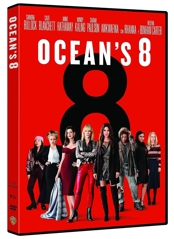 OceanS 8 [DVD]: Amazon.es: Cate Blanchett, Anne Hathaway, Sandra Bullock, Gary Ross, Cate Blanchett, Anne Hathaway: Cine y Series TV